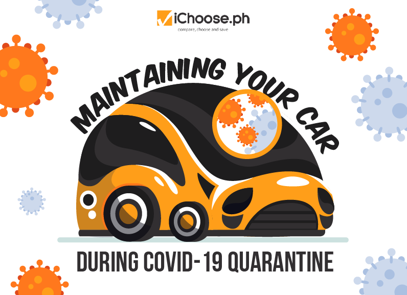 Maintaining Your Car During COVID-19 Quarantine