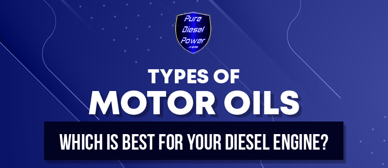Choosing the Right Type of Oil for Your Engine