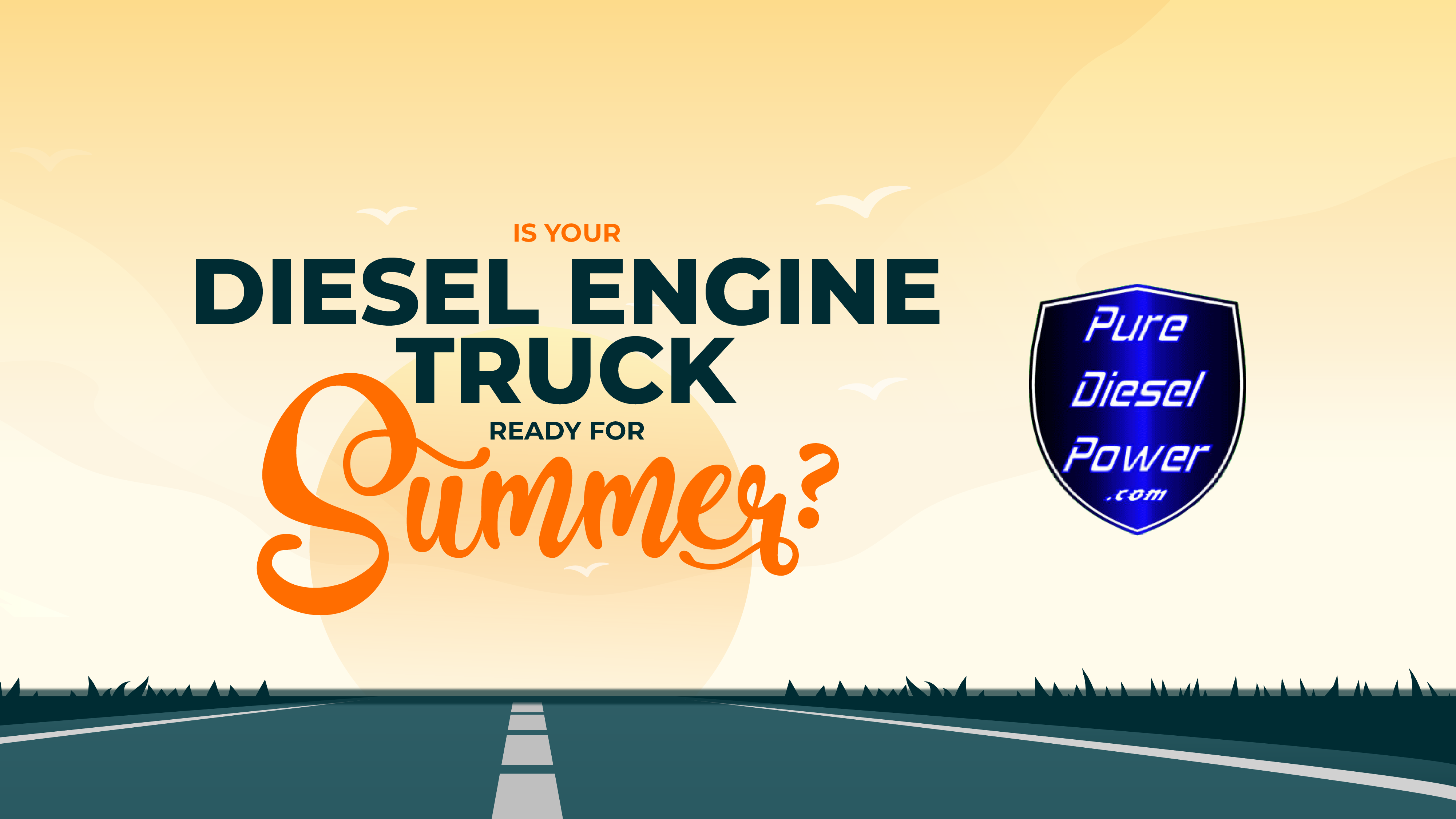 Is Your Diesel Engine Ready for Summer?